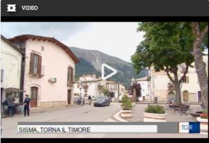 Il servizio del TG3 Abruzzo sulla scossa di terremoto a Campo di Giove del 1 luglio 2017. Si parla del paese dal minuto 1:12 a 2:24