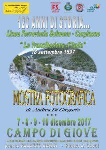 Mostra curata da Andrea Di Gregorio, interamente dedicata alla Transiberiana d'Italia