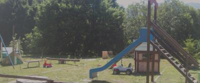 Il camping Orsa Minore, parco giochi