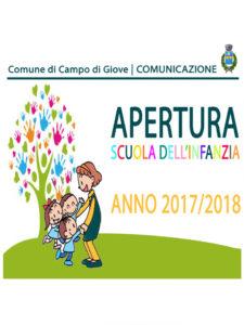 """La scuola dell'Infanzia e Primaria """"F. Di Paolo"""" sarà operativa anche per l'anno scolastico 2017/2018"""