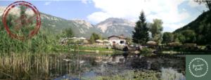 """L'area naturalistica del Lago Ticino di Campo di Giove """"Oasi del Germano reale"""""""