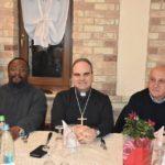 Don Magloire, Mons. Michele Fusco e Giovanni Di Mascio