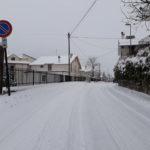 Nevicata a Campo di Giove