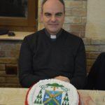 Mons. Michele Fusco Vescovo della Diocesi di Sulmona-Valva
