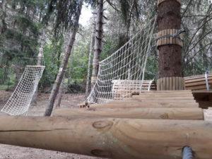 Campo di Giove, il Parco Avventura Maja Park