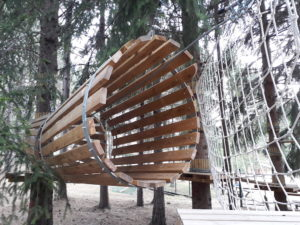 Maja Park, il nuovo Percorso Avventura di Campo di Giove (Aq)