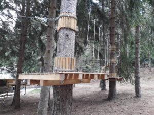 Maja Park, il Parco Avventura di Campo di Giove (Aq)