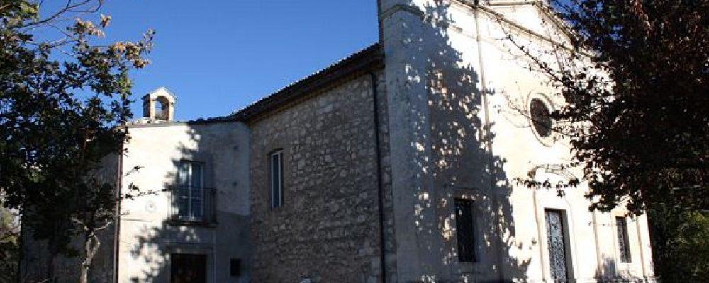 La chiesa di San Nicola (a Cansano) riapre al culto dei fedeli