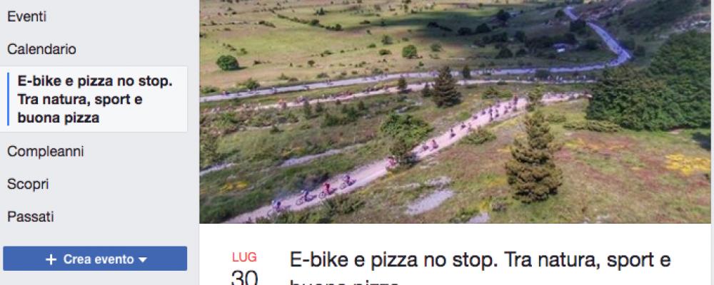 A Campo di Giove tra natura, sport e divertimento. Un percorso in bici (a pedalata assistita) e tanta buona pizza
