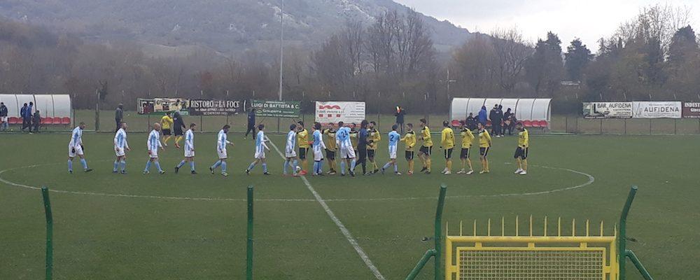 Majella United così non va: battuta 3-0 dal Pescasseroli