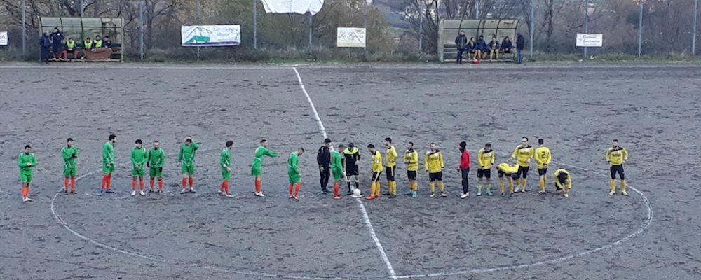 Brutta sconfitta per la Majella United che perde con il Castronovo 3-1