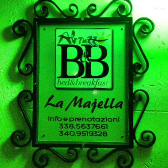 "Bed and Breakfast ""La Majella"""