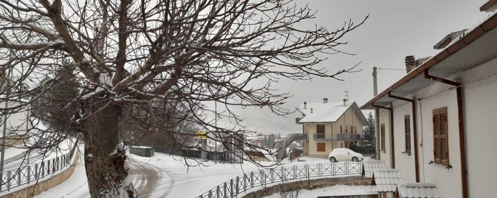 Aggiornamento meteo e nuovi provvedimenti della Regione Abruzzo
