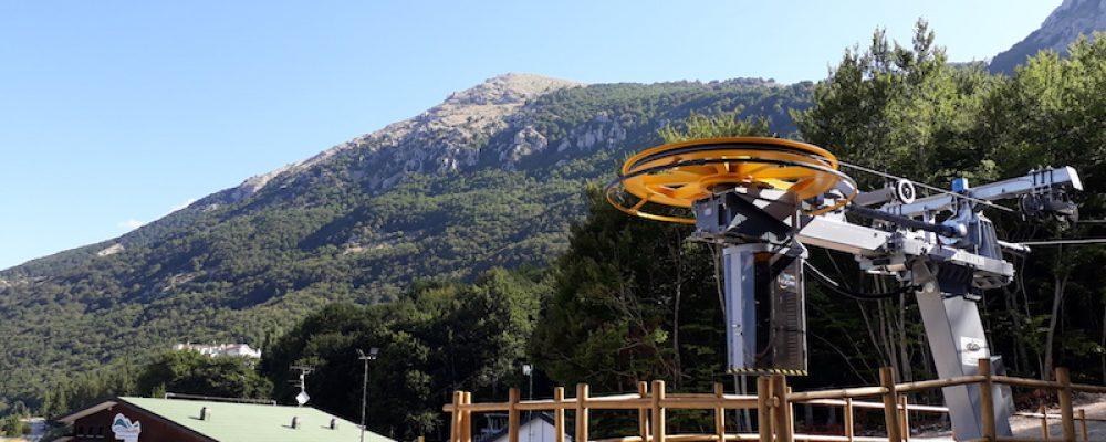 Approvata la Delibera con le linee guida per il bando di concessione degli impianti da sci di Campo di Giove