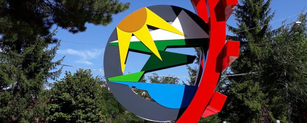 Inaugurazione del monumento celebrativo dei 120 anni dall'attivazione della linea ferroviaria Sulmona – Isernia
