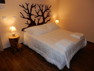 Camera arancione Bed and Breakfast Pastore abruzzese