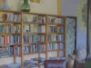 Camping Orsa Minore, la biblioteca