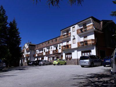 L'Hotel Abruzzo di Campo di Giove (Aq)