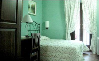 Locanda Camilla, camera verde
