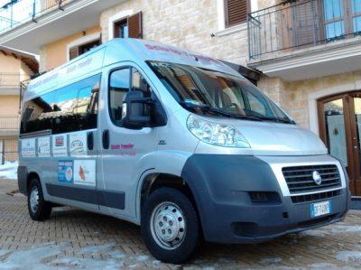 Sciullo Transfer, il servizio di trasporto privato con corse da e per Campo di Giove.
